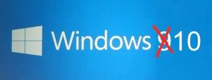 Windows 10. A satirical love story.