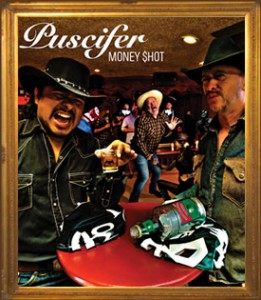 Musical Interludes. Puscifer releases latest effort, Money $hot