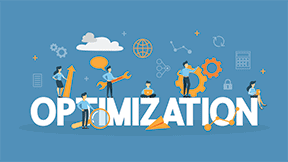 thirst productions website optimization